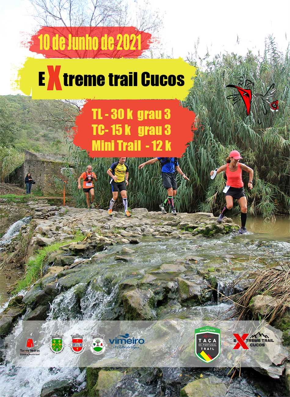 Extreme Trail Cucos 2021 - Eventos - TURRESEVENTS