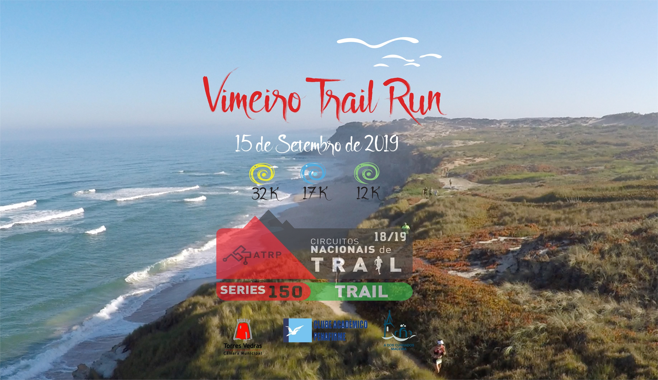 Vimeiro Trail Run 2019  - Eventos - TURRESEVENTS
