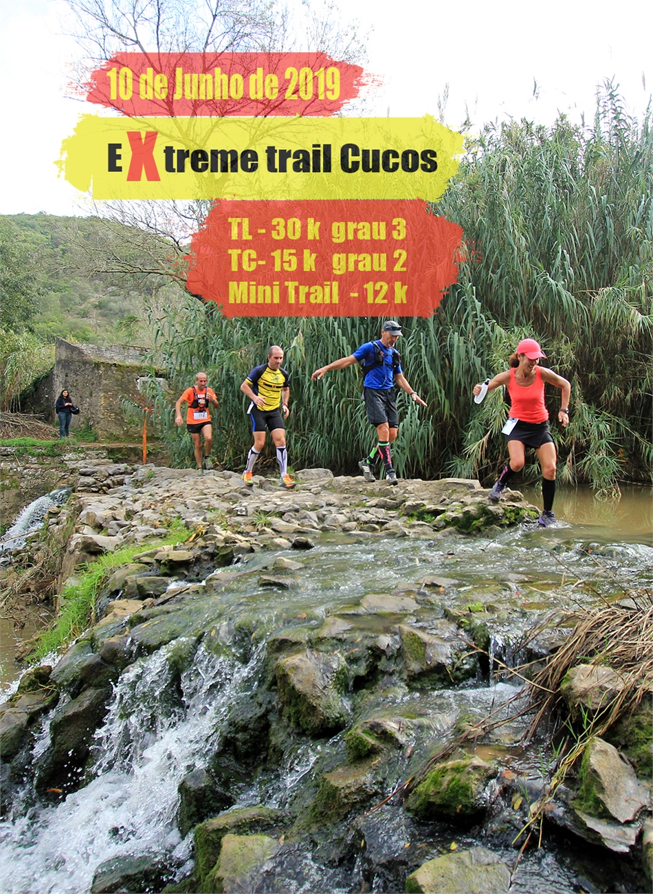 EXtreme Trail Cucos  - Eventos - TURRESEVENTS