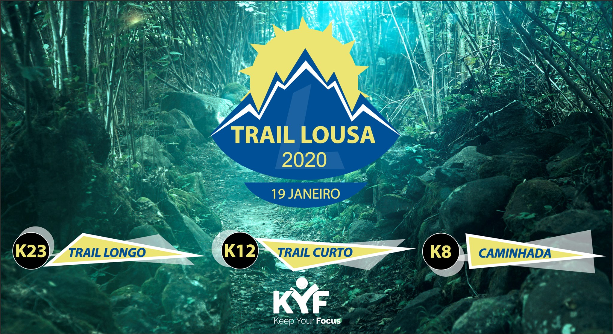 Trail Lousa 2020 - Eventos - TURRESEVENTS